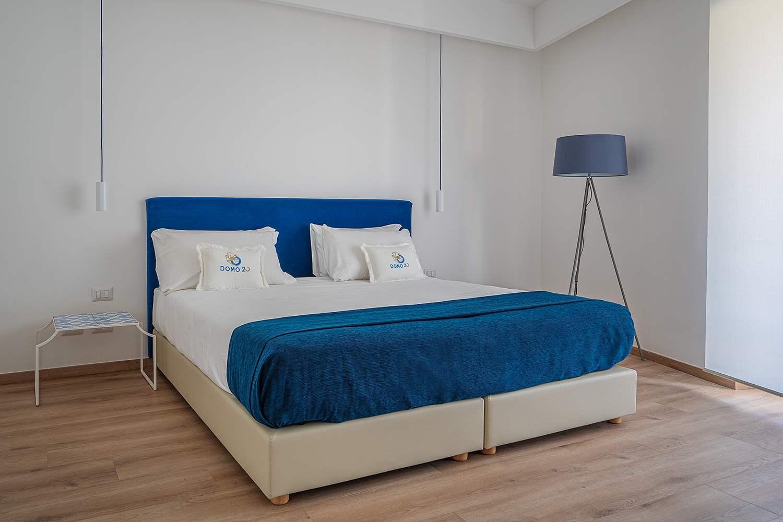 Domo20 Double Room Deluxe Vista Mare Con Balcone Luxury Room Hostel Sorrento Coast Amalfi Vico Equense Pompeii Naples Italy Restaurant Mima Pool 3