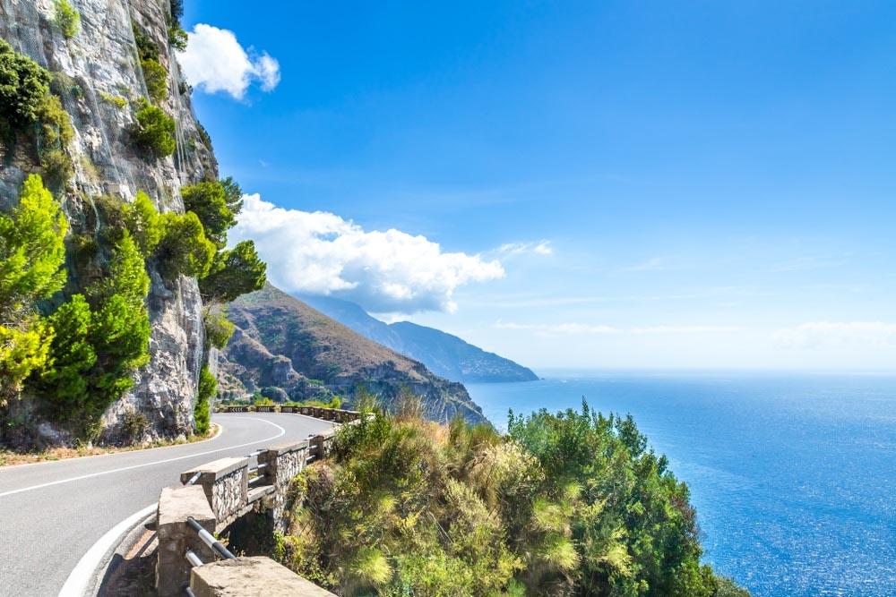 Positano - Beach in Positano - Costiera Amalfitana - Sorrento Amalfi coast - Italy Travel - Naples -Domo20