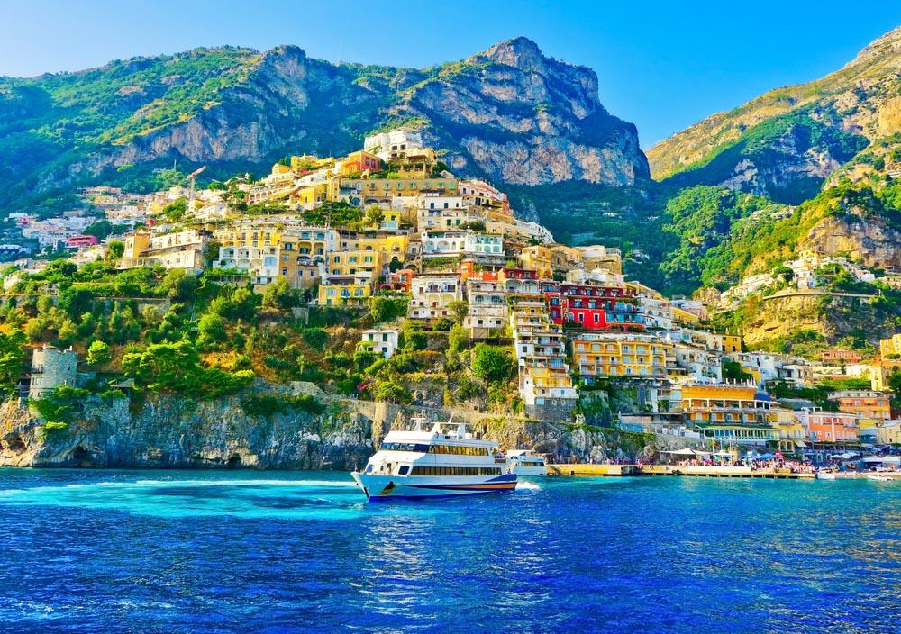 Positano - Sorrento Amalfi coast - Italy Domo20
